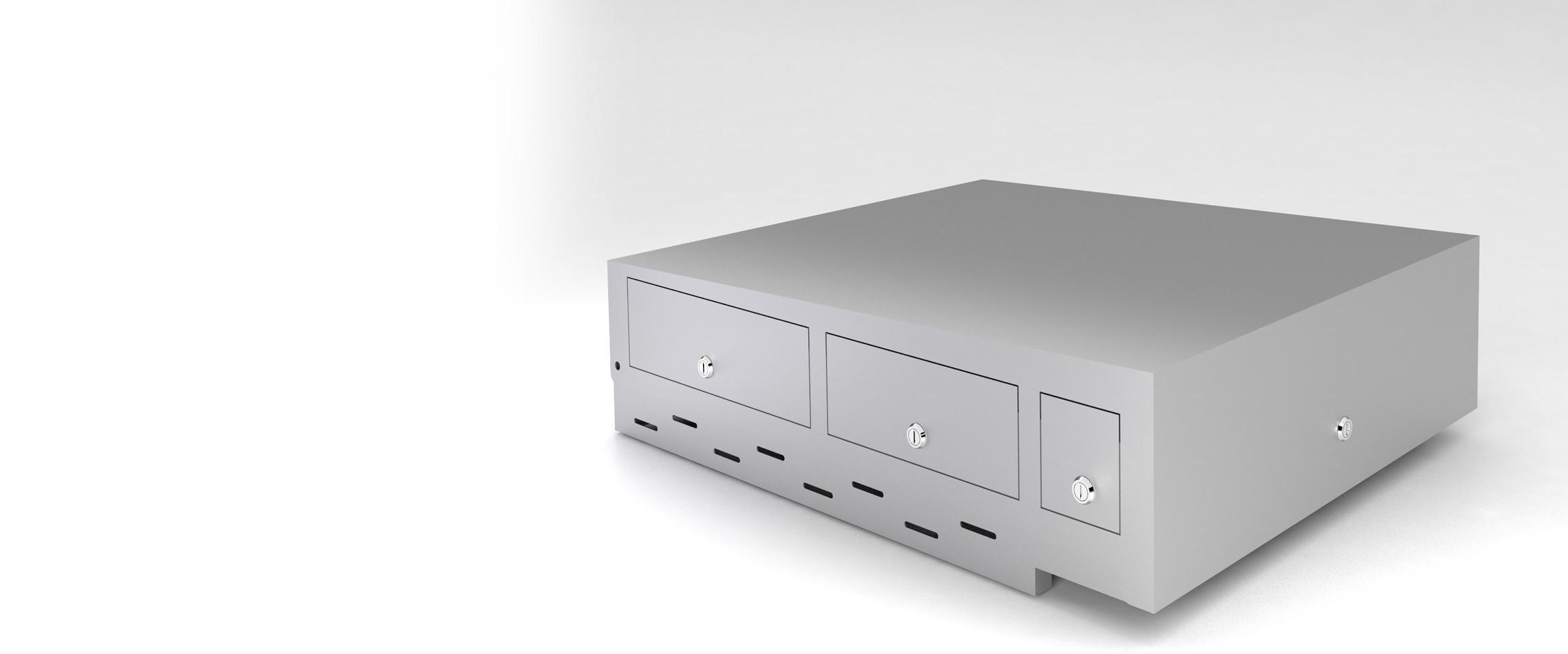 Box NCR 5871